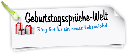 Geburtstagssprüche-Welt - Geburtstagssprüche & Wünsche, Gedichte & Reime für jedes Alter sowie Geschenkideen zum Geburtstag