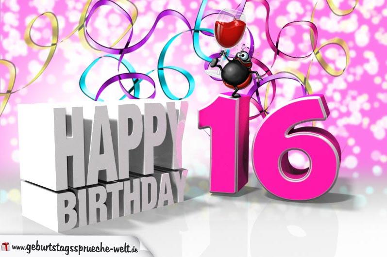 Geburtstagswunsche Auf Englisch Happy Birthday