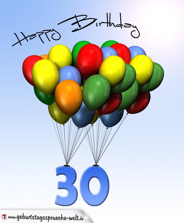 Geburtstagswunsche fur eine 30 jahrige frau
