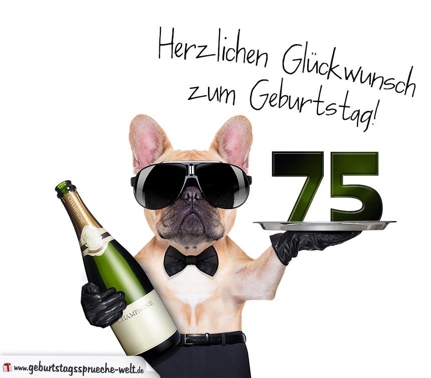 Geburtstagssprueche Zum 75