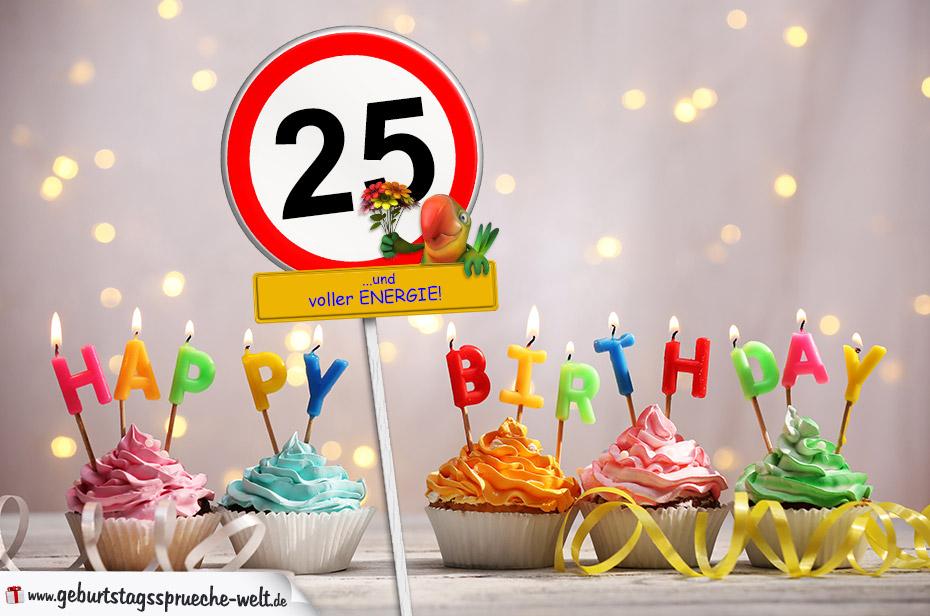 25 Geburtstag Sprüche Alte Schachtel