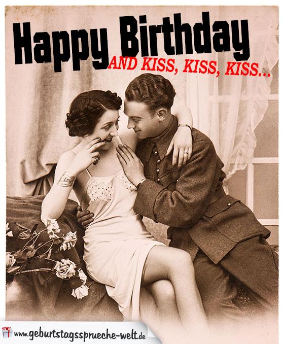 Happy Birthday Karte Für Frauen.Happy Birthday Karte Für Verliebte