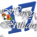 Happy Birthday 17