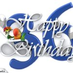 Happy Birthday 36