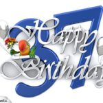 Happy Birthday 37