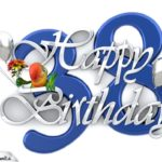 Happy Birthday 38