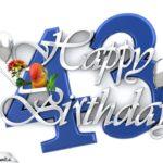 Happy Birthday 43