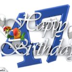 Happy Birthday 47