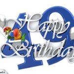 Happy Birthday 49