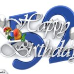 Happy Birthday 52