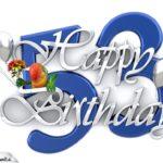 Happy Birthday 53