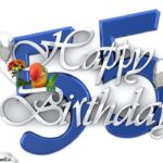 Happy Birthday 55
