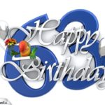 Happy Birthday 63