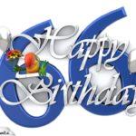 Happy Birthday 66