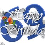 Happy Birthday 69