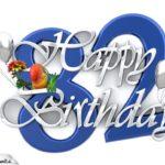 Happy Birthday 82
