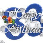 Happy Birthday 83