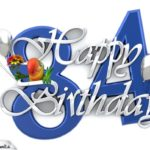 Happy Birthday 84