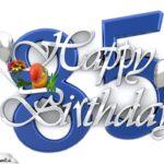 Happy Birthday 85