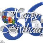 Happy Birthday 86