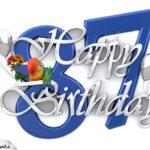 Happy Birthday 87