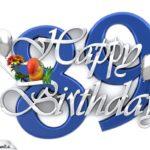 Happy Birthday 89