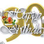 Happy Birthday 90