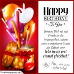 Alles Liebe zum Geburtstag - Geburtstagssprüche