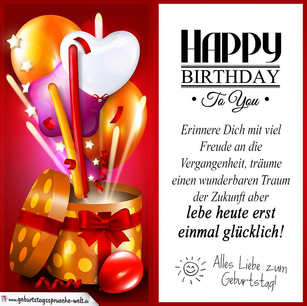 Zusan Blog Geburtstagswunsche Mann