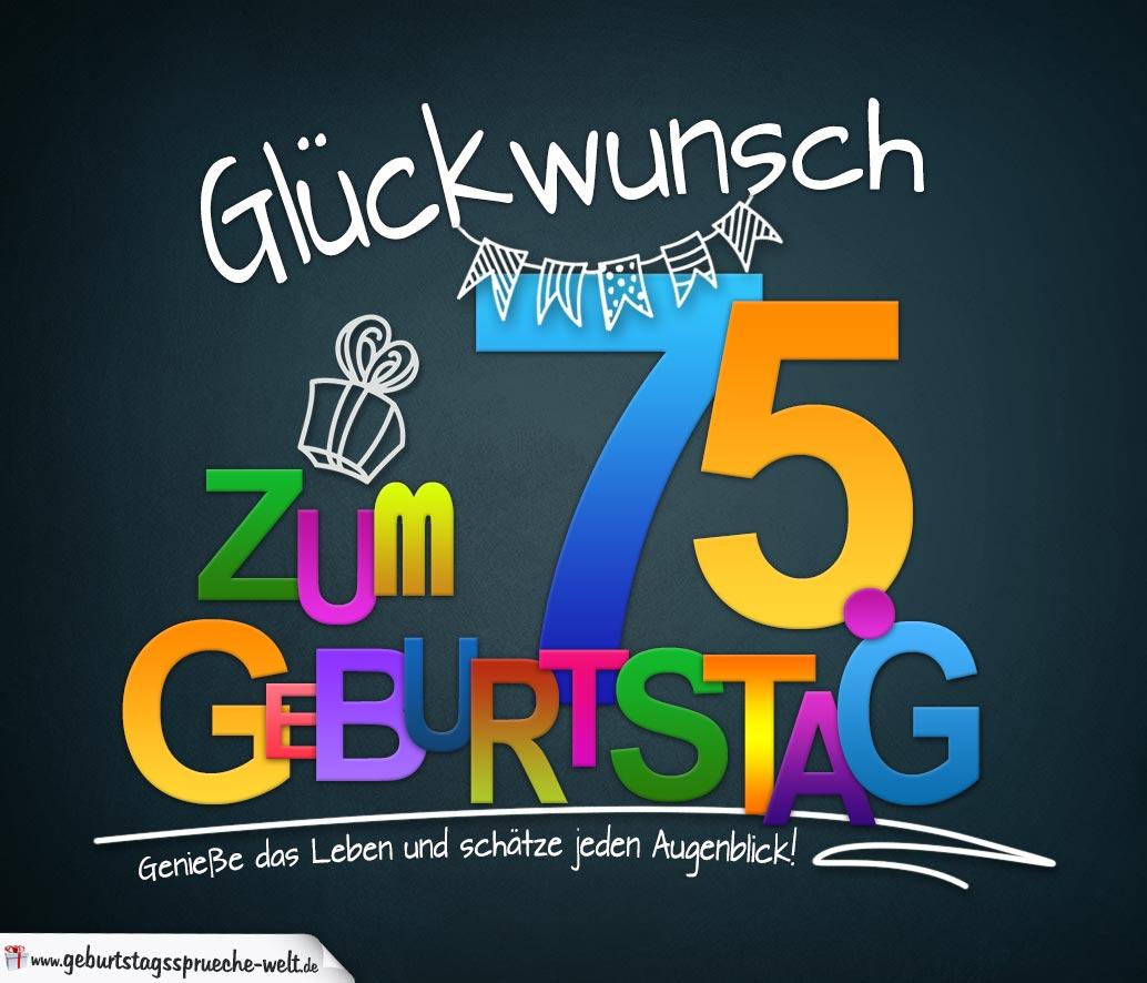 Geburtstag Gedichte Zum 75 Geburtstag Dunkelrote Rosenblte
