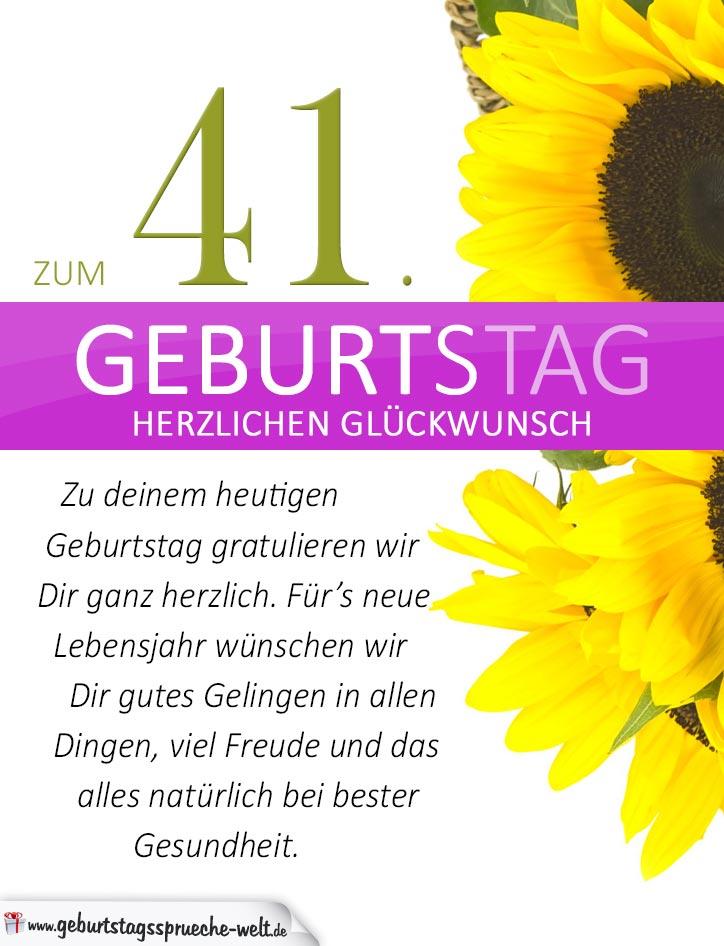 Geburtstag gluckwunsche 41