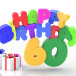 Happy Birthday 60 Geburtstag