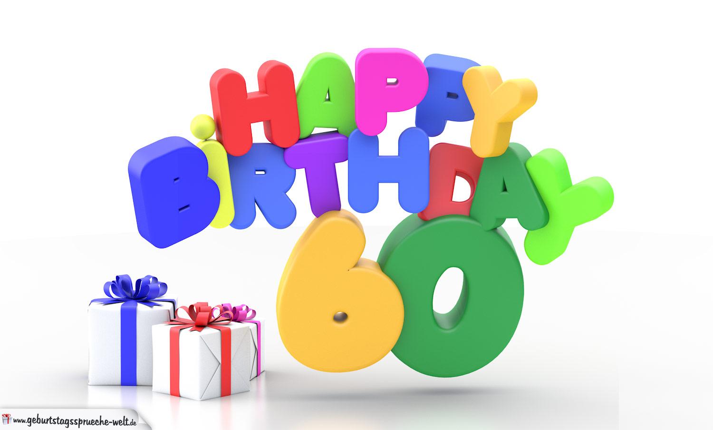 Happy birthday 60 geburtstag geburtstagsspr che welt - Geburtstagsbilder zum 25 ...