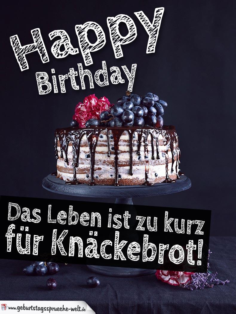Coole Freche Und Witzige Geburtstagsspruche
