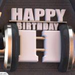 11. Geburtstag Karte Happy Birthday Kopfhörer
