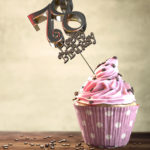 78. Geburtstag Muffin Geburtstagskuchen Happy Birthday
