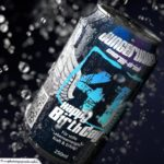 Coole Geburtstagskarte - Energy-Drink Getränkedose 41 Happy Birthday