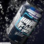 Coole Geburtstagskarte - Energy-Drink Getränkedose Happy Birthday