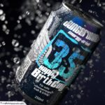 Coole Geburtstagskarte - Energy-Drink Getränkedose 35 Happy Birthday