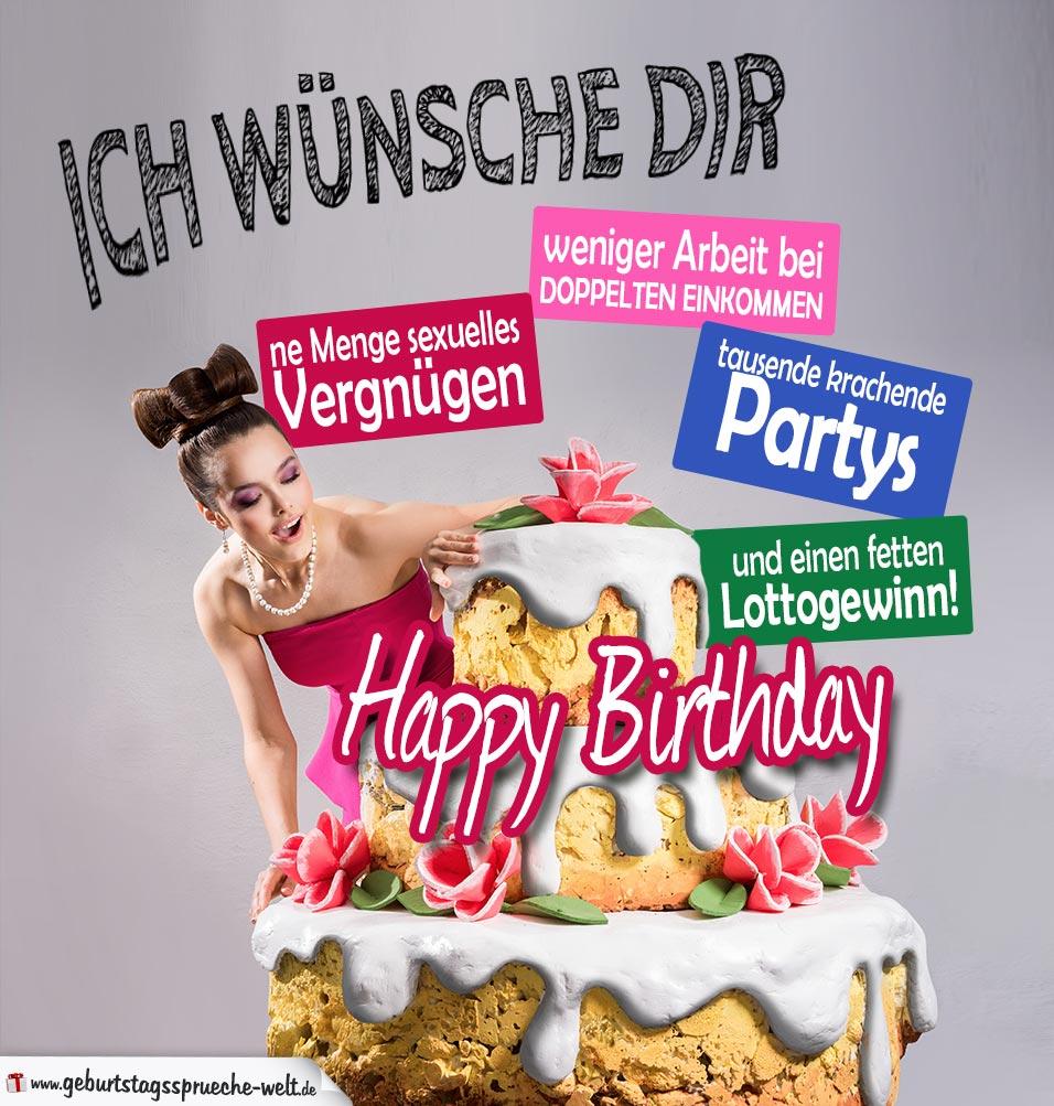 Happy Birthday Bilder Für Frauen