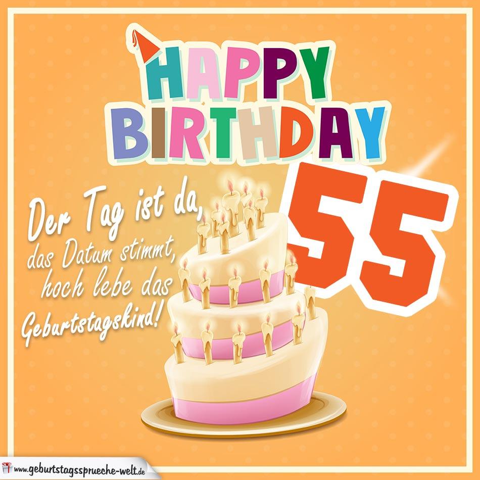 Geburtstagswunsche frauen 55