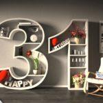 Kostenlose Geburtstagskarte Happy Birthday mit Spruch zum 31. Geburtstag